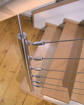 metal cable railing  Kevala Stairs Limited