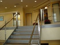 metal cable railing for commercial buildings  Ultra-tec