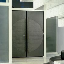 metal double entrance door Bonded FORMS+SURFACES