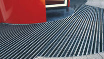 metal grid entrance mat TOP CLEAN TREND® Geggus EMC