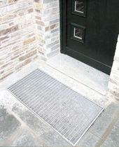 metal grid entrance mat  ASCO