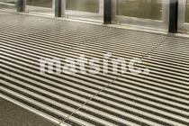 metal grid entrance mat ADVANCED TRACK Mats
