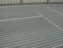 metal grid panel (for floorings) PRESSURE LOCKED ASCO