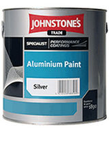 metal paint ALUMINIUM  Johnstone's / PPG Archiectural Coatings