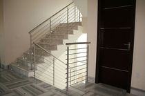 metal railing  Interbau