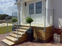 metal railing  New Forest Metal Work
