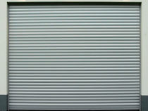 metal roll-up garage door CARROL SOPROFEN SAS