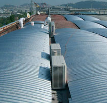 metal roof fixing system ARCHYT ONDULIT ITALIANA