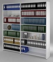 metal sheet archive shelving BUREAU PROCLASS Provost