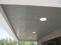 metal suspended ceiling REVEAL ATAS International Inc.