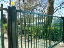 metal swing gate PRACTIS® LIPPI