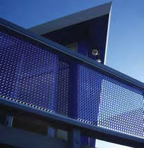 metal wire mesh balustrade  2 Kaynemaile Limited