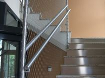 metal wire mesh balustrade  Kollegger Metallbau GmbH