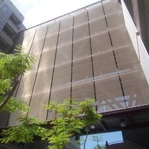 metal wire mesh facade cladding DOKAWELL-MONO 3601 HAVER & BOECKER