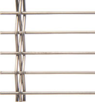metal wire mesh facade cladding DESIGN 144 Wire By Design