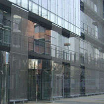 metal wire mesh facade cladding  Luxon