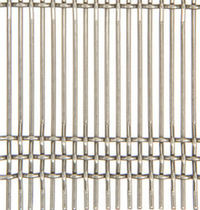 metal wire mesh facade cladding DESIGN 129 Wire By Design