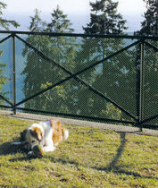metal wire mesh garden fence  EMIS FRANCE