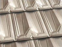metallic roof tile DIAMOND Follansbee