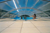mid-high pool enclosure  DESJOYAUX PISCINES