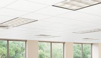 mineral fiber suspended ceiling VINYLSHIELD A, C Certain Teed