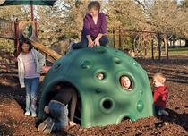 mini igloo for playground COZY DOME&reg; :#168099A LANDSCAPE STRUCTURES
