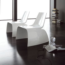 minimalist design armchair AIR by Andrea Lucatello 'Salcon' Contemporary Sofas