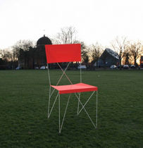 minimalist design chair SUPER LIGHT Duffy London
