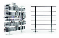 minimalist design lacquered shelf B.BLIOTEK by Bruno Rainaldi Sintesi