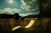 minimalist design lounge chair CORTICA by Daniel Michalik Outdoorz Gallery