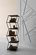 minimalist design metal shelf PIOPIO by Antonino Sciortino DIAMANTINI & DOMENICONI