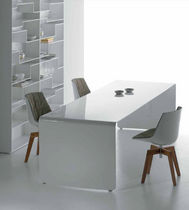 minimalist design table LA GRANDE by X.Lust MDF Italia