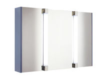 mirrored bathroom wall cabinet BROADWAY DECOTEC