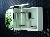 mirrored bathroom wall cabinet MIMO LAUFEN