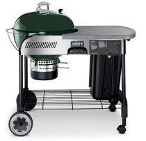 mobile charcoal barbecue PERFORMER Weber USA