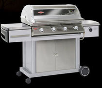 mobile gas barbecue DISCOVERY PREMIUM 500I : 48440 BEEF EATER BBQ