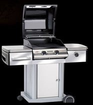 mobile gas barbecue DISCOVERY 500I : 48220 BEEF EATER BBQ