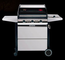 mobile gas barbecue DISCOVERY PLUS : 19835 BEEF EATER BBQ