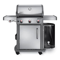 mobile gas barbecue SPIRIT PREMIUM S-320 Weber EUROPE
