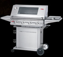 mobile gas barbecue (stainless steel) SIGNATURE PREMIUM PLUS : 19240 BEEF EATER BBQ