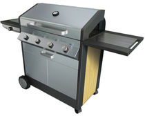 mobile gas barbecue MERIDIAN BAMBOO 4 Cadac