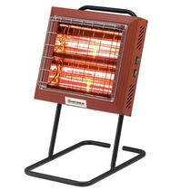 mobile infrared electric radiator BEAVER Tansun Leaders in Radiant Heating