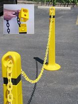 mobile parking bollard GUARD POST® Sentry Protection