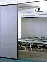 mobile partition for conference rooms MODEL 3020WT KWIK-WALL Company