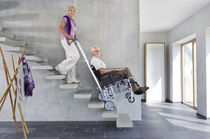 mobile stair lift SCALAMOBIL® INVACARE