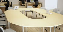 modular boardroom table TELFORd ADAPT Gresham