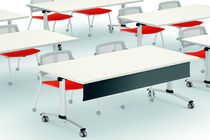 modular boardroom table MAGNO_TR + BEEP CHAIR SEDYS