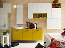 modular cabinet for bathroom SLIM Cerasa