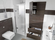 modular cabinet for bathroom TIKY AMBIANCE BAIN