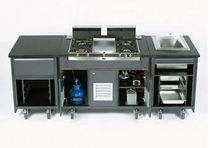 modular commercial kitchen MDS3000 IHS Global Alliance